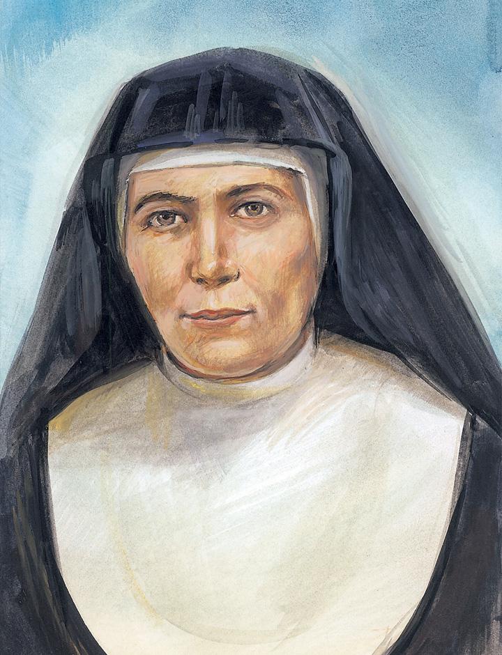 Svätá Mária Dominika Mazzarellová