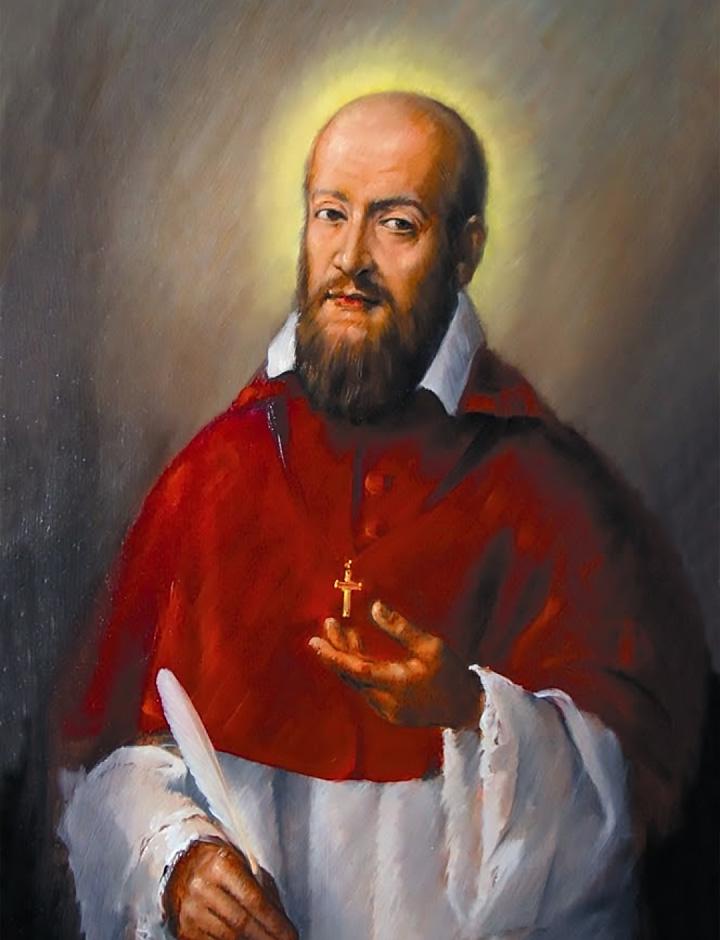 Svätý František Saleský
