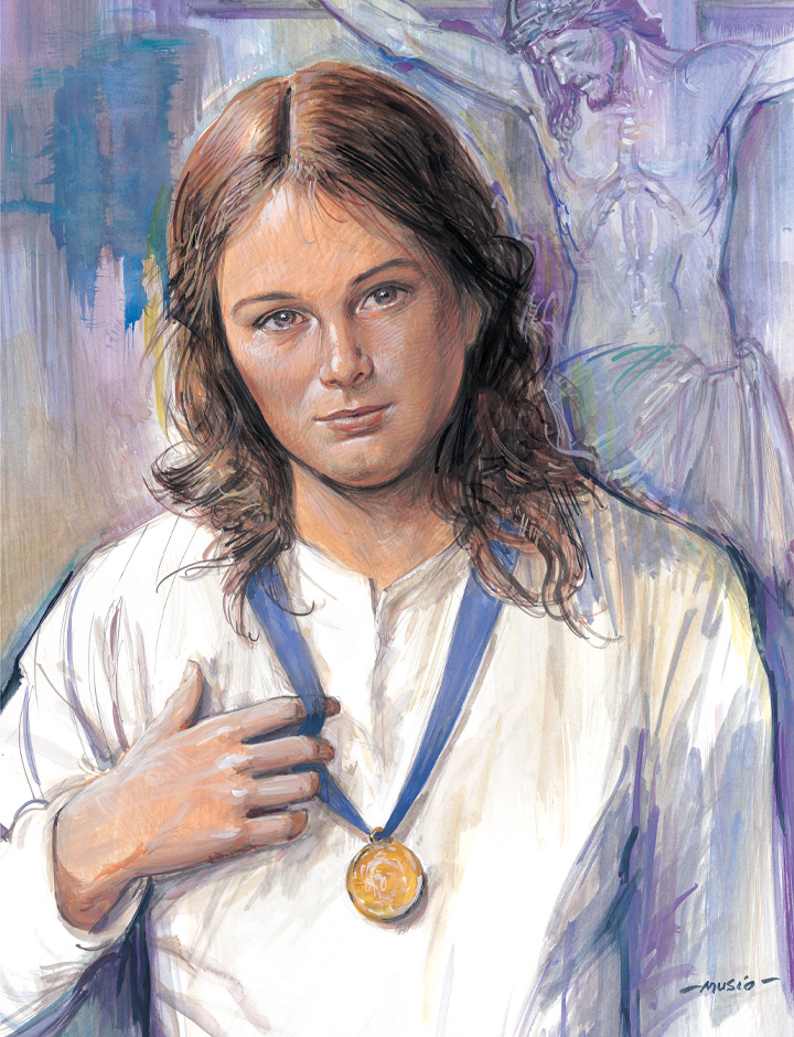 Blahoslavená Laura Vicuña