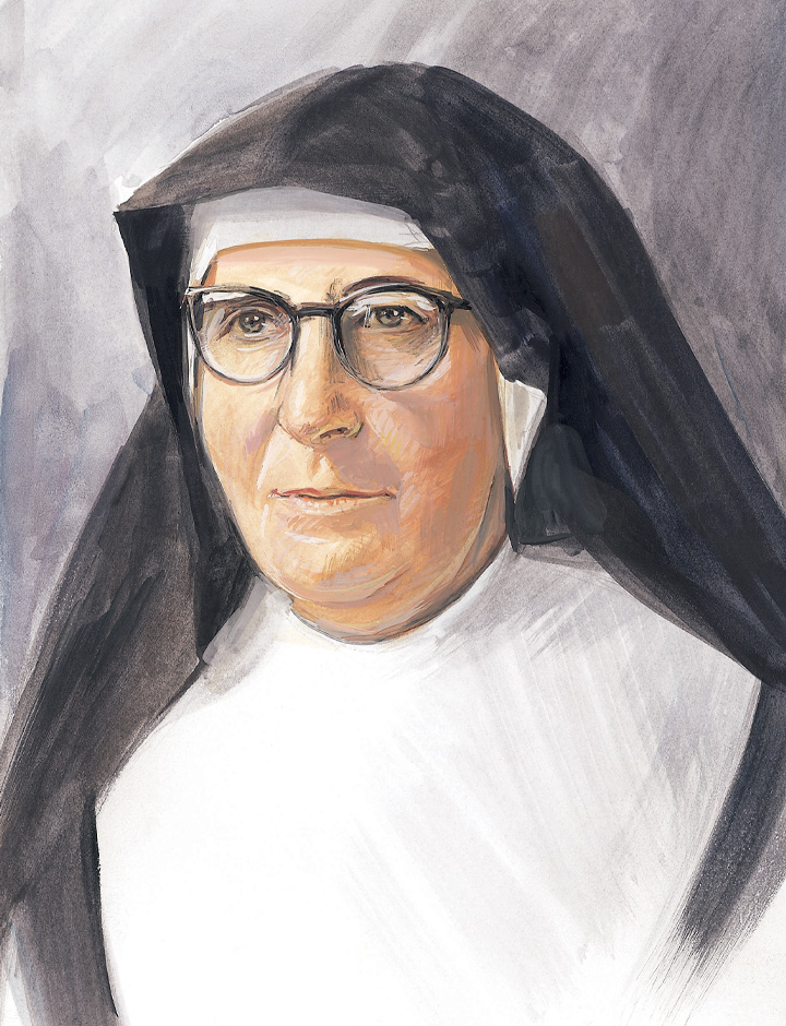 Blahoslavená Mária Troncatti