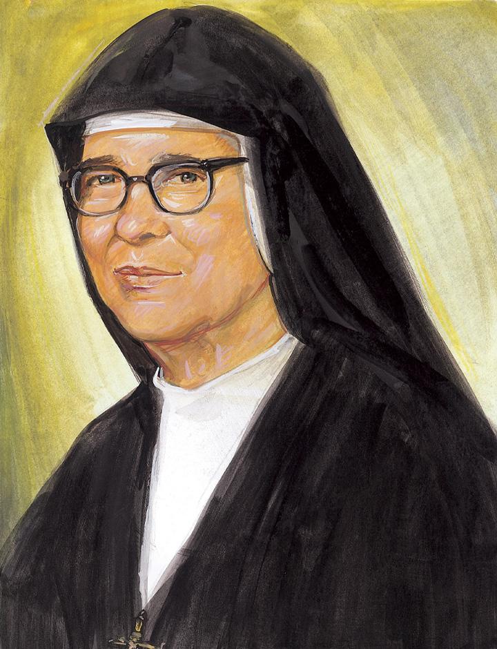 Blahoslavená Mária Romerová Menesesová