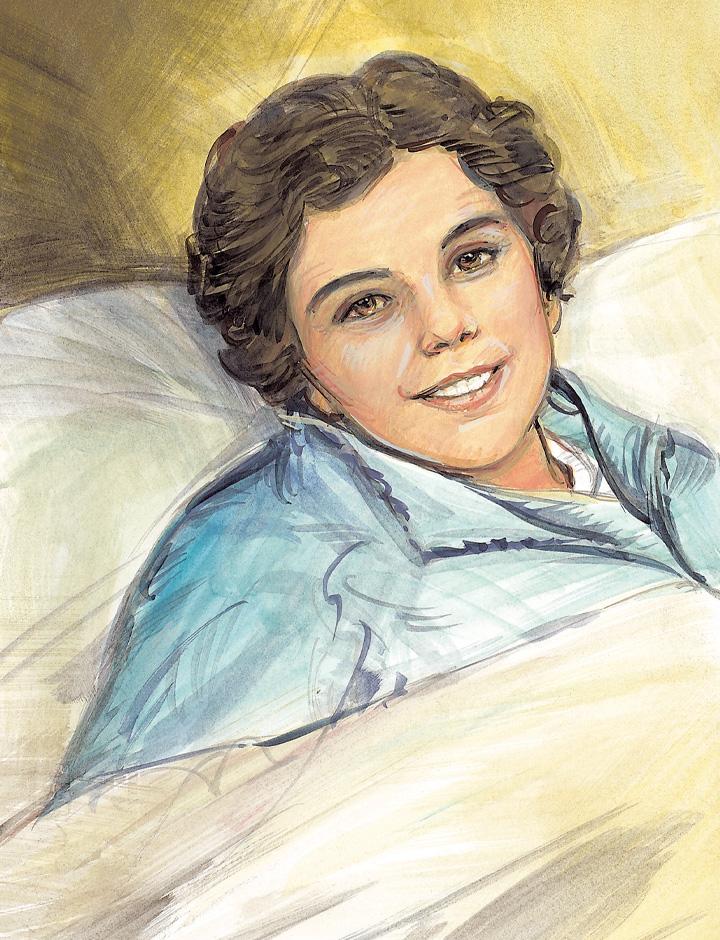 Blahoslavená Alexandra da Costová