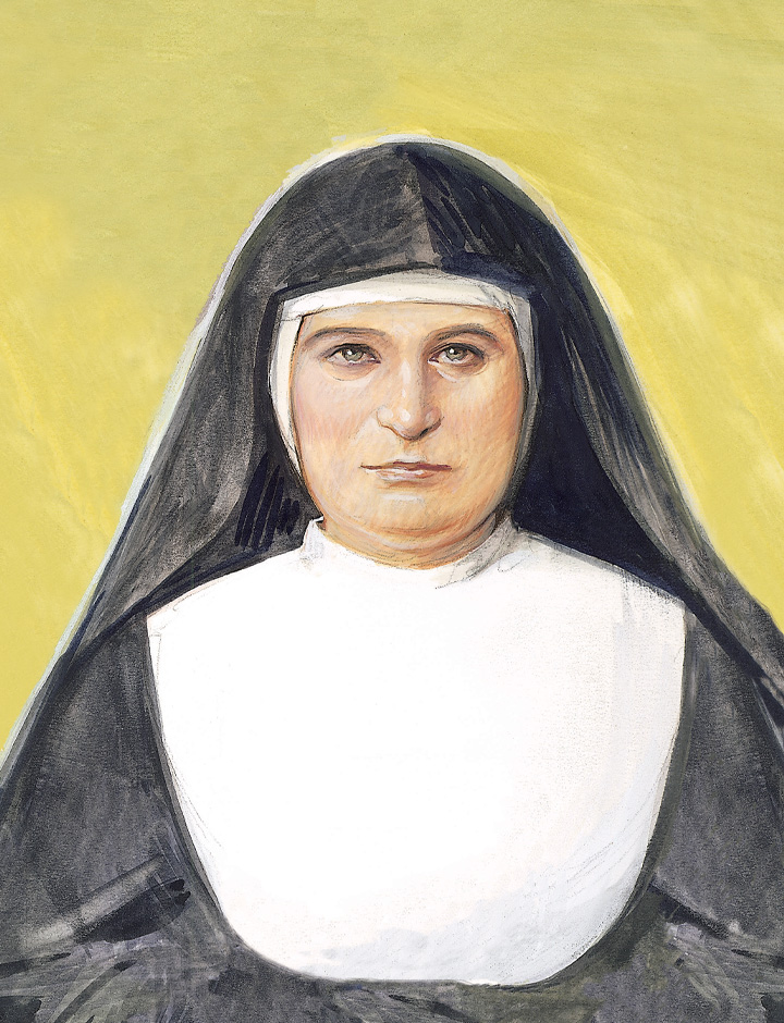 Blahoslavená Magdaléna Moranová
