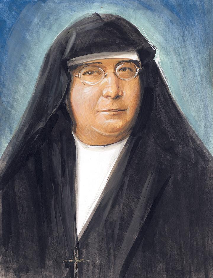 Ctihodná Laura Meozziová