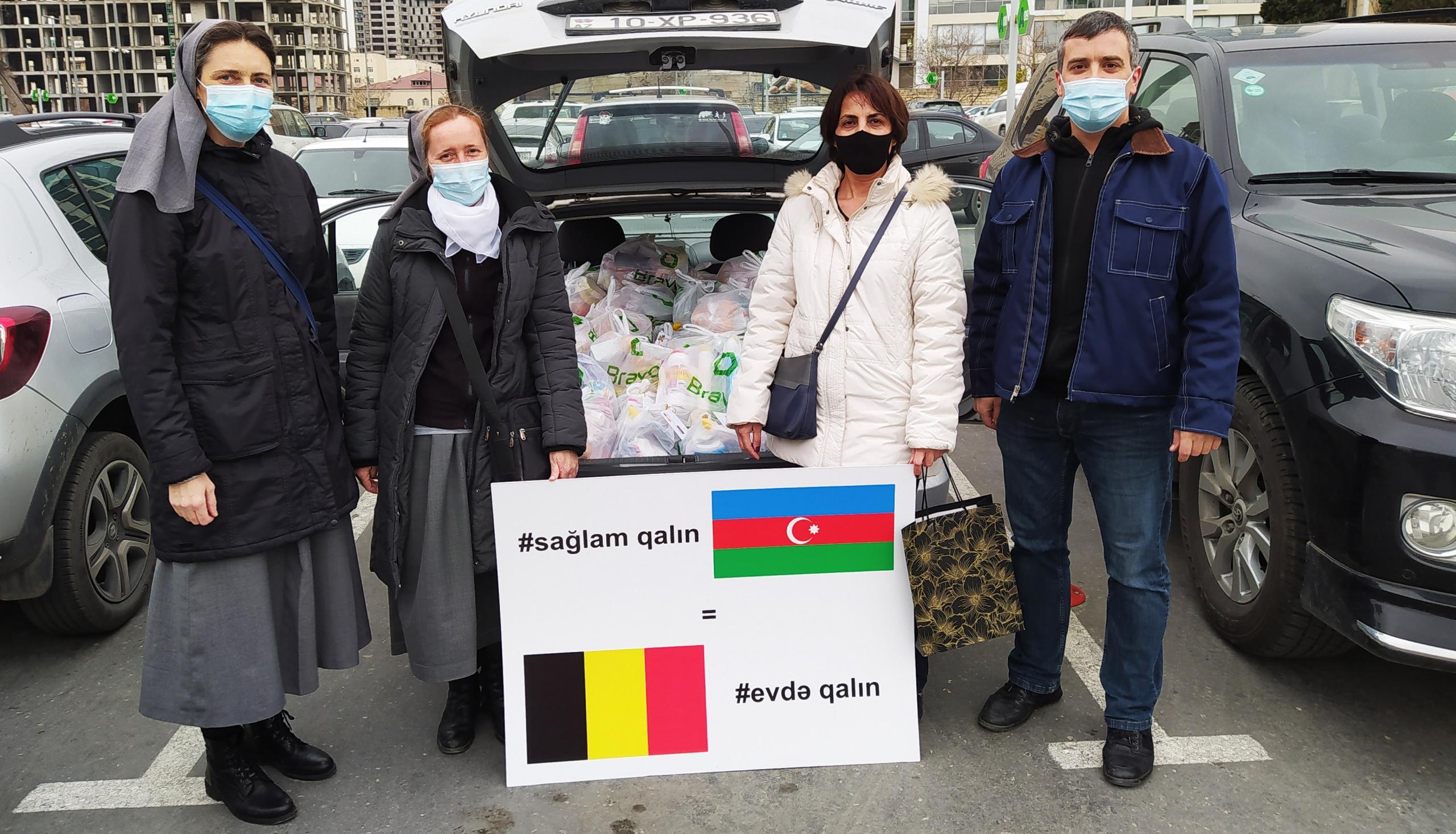 Sestry z Baku posielajú správy zo života