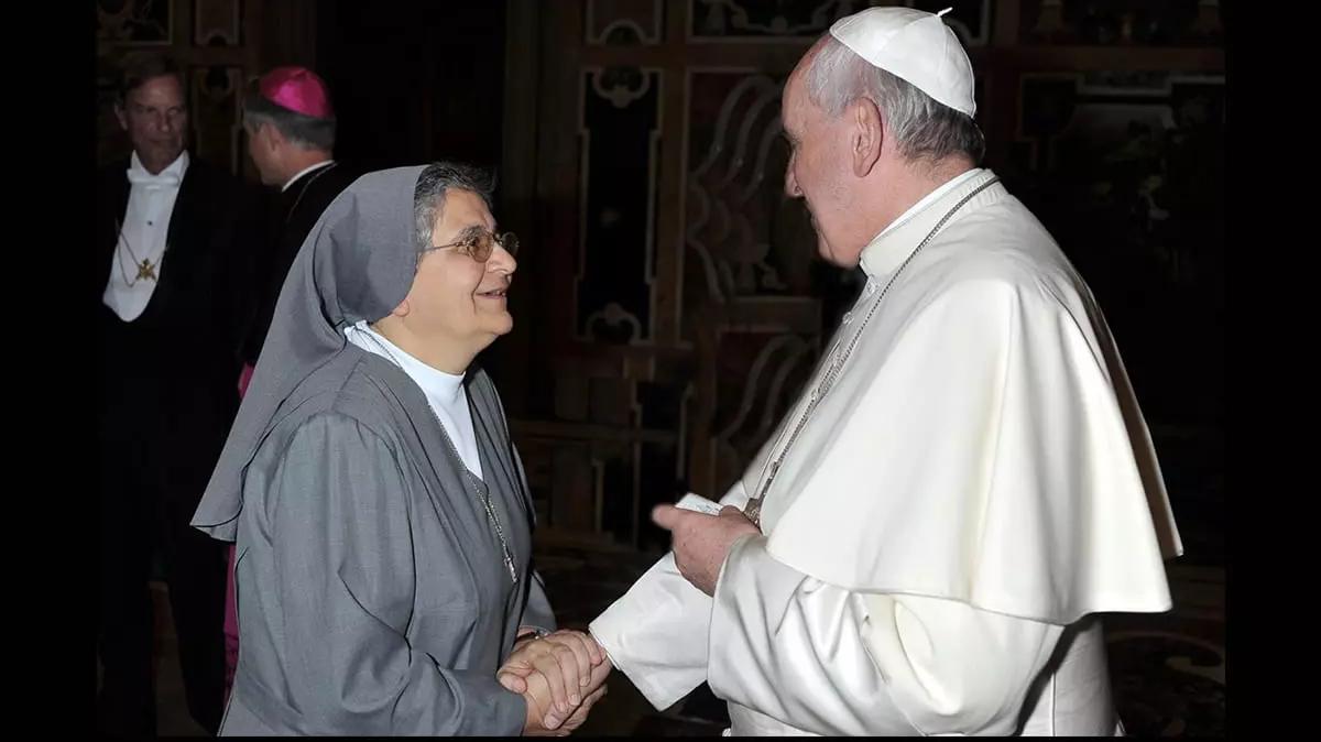Saleziánka Pina Del Core sa stala konzultorkou  Kongregácie pre inštitúty zasväteného života  a spoločnosti apoštolského života