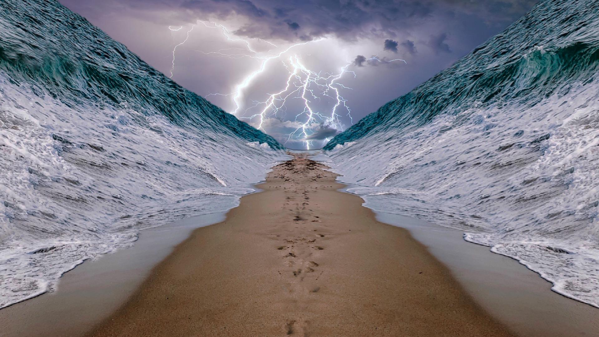 Na púšti tohto sveta je tvojou mannou Ježiš. Dáva sa ti ako pokrm na špeciálny exodus…